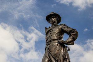 Brigadier-General Alexander Stewart Webb Statue