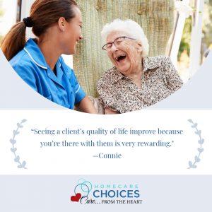 Homecare Choices expert senior care on Cape Cod