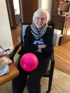 Margaret, Homecare Choices senior care client